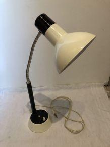 Lampe de bureau flexible ancienne