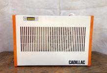Radiateur soufflant Cadillac - Années 70