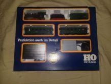 Train electrique HO