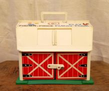 Fisher Price  Play Family Farm 1967 (n° 915)
