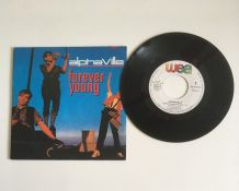 Alphaville - Vinyle 45 t