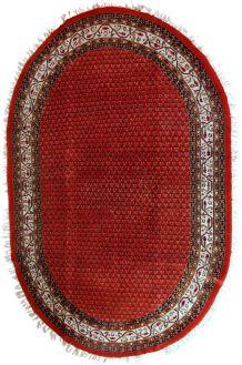 Tapis vintage Indio Indo-Seraband  fait main, 1C576