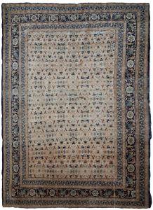 Tapis ancien Persan Tabriz Hajalili fait main, 1B693