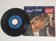 Robin Beck - Vinyle 45 t
