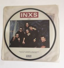INXS -Picture Disc 45 t