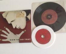 Jean Paul Gaultier - Vinyle 45 t + mini cd