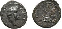 Rare , Antonin le Pieux , TTB Bronze Monnaie Antique Romaine