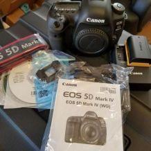 Appareil photo Reflex Canon EOS 5D Mark IV