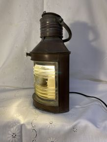 Lanterne de chantier - Années 1920