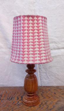 Jolie lampe à poser vintage - Années 60/70