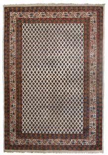 Tapis vintage Indien Seraband fait main, 1C623