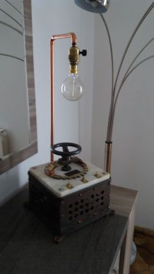lampe industrielle variateur