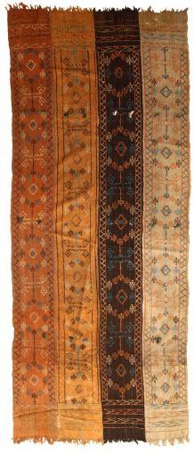 Tapis vintage Caucasien Verneh fait main, 1C671
