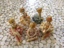 figurines danseuses