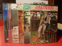 Albums BD Jaunes