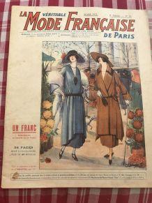 La véritable mode française