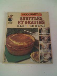 Livre de cuisine Soufflet et Gratins Image par image Gourmet