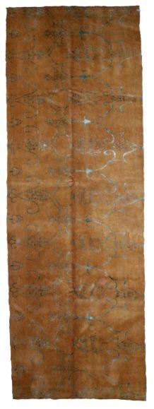 Tapis vintage Tibétain Modern fait main, 1B769
