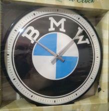 HORLOGE PUBLICITAIRE BMW