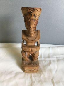 Tiki Polynésie vintage