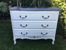 Commode ancienne 3 tiroirs
