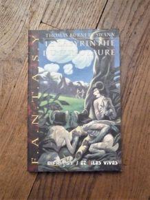 Le Labyrinthe Du Minotaure- Thomas Burnett Swann
