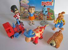 Kinder surprise, année 2005, le manège enchanté