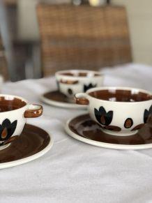 Service à café Kimono par Boch