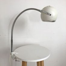Lampe de bureau Eyeball vintage 70's