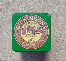 Boîte métallique vintage