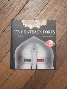 Les Chateaux Forts- Alain Louis- Maurice Pommier- Hachette