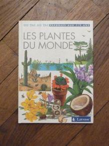 Les Plantes Du Monde-Du Tac au Tac- Valérie Garnaud D'Ersu