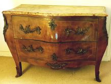 Commode en merisier style Louis XV