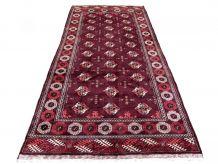 Tapis vintage Turkmène Tekke fait main, 1Q0189