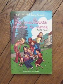 Le Club Des Baby Sitters- Les Meilleures Copines Du Monde