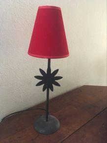 """Lampe à poser """"soleil""""."""