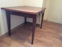 Petite Table rectangulaire / Bureau Excellent état - Assez M