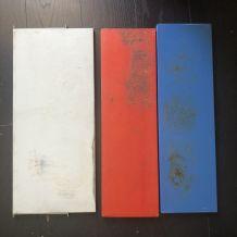 Etagère tomado design A.Dekker vintage 1950 - 70 x 68 x 20 c