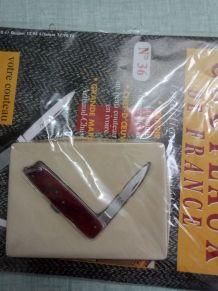 Couteau onglier- Couteaux de France