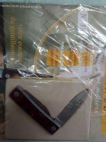 Couteau de gentilhomme- Couteaux de France