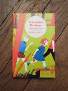 Les Cousins Karlsson- Espions Et Fantomes- Tome 1