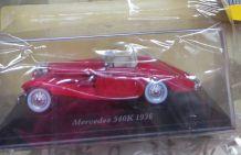 Miniature Mercedes 540 K de 1936 -Voitures classiques