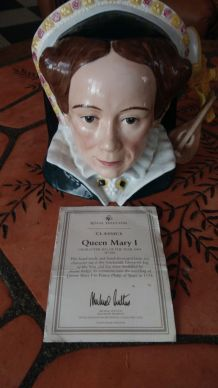 Cruche queen Mary 1 royal doulton