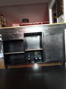 Meuble bar style art deco