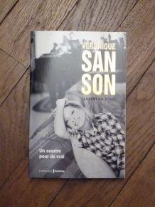 Véronique Sanson- Un Sourire Pour De Vrai- Laurent Del Bono