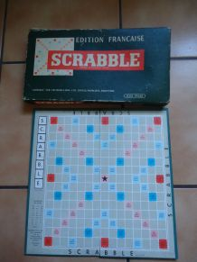 Scrabble complet