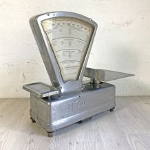 Balance de tri postal vintage 50's