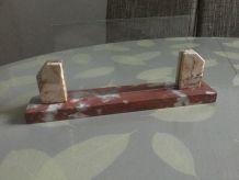 Porte photo à poser en marbre