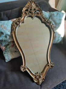 Miroir ancien vintage