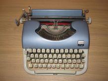 Machine à écrire JAPY Script